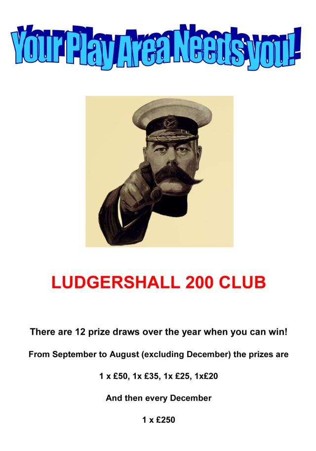 LUDGERSHALL 200 CLUB june 14-1